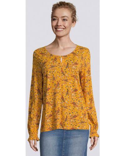 Блузка - желтая Tom Tailor