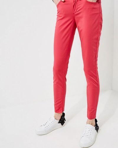 Розовые брюки Liu Jo