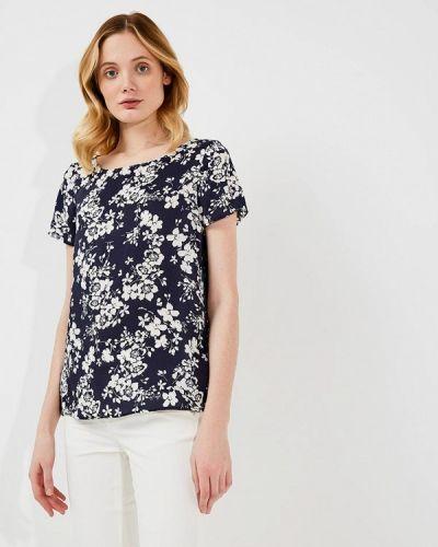 Блузка синяя весенний Liu Jo Jeans