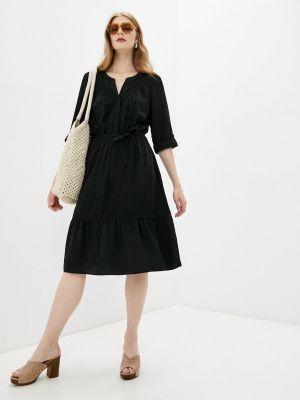 Черное повседневное платье Betty And Co
