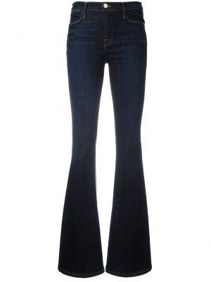 Каркасные синие джинсовые джинсы Frame