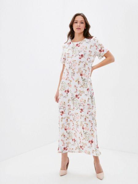 Повседневное белое платье Winzor