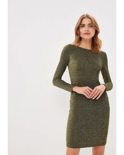 Вечернее платье - золотое Modis