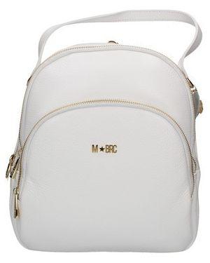 Biały plecak M*brc