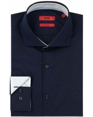 Koszula z długim rękawem długa z mankietami Hugo