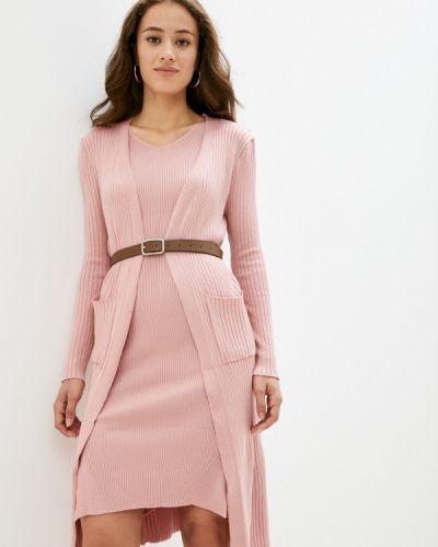 Розовый костюм осенний Katomi