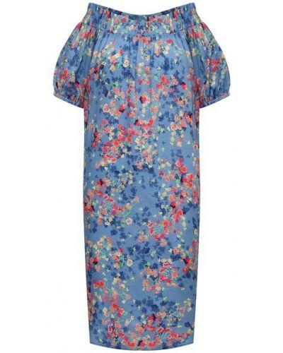 Платье из вискозы Pietro Brunelli