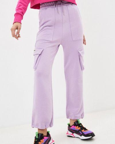 Фиолетовые спортивные брюки Artem Krivda