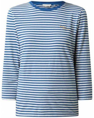 Bluzka w paski - niebieska Tom Tailor Denim