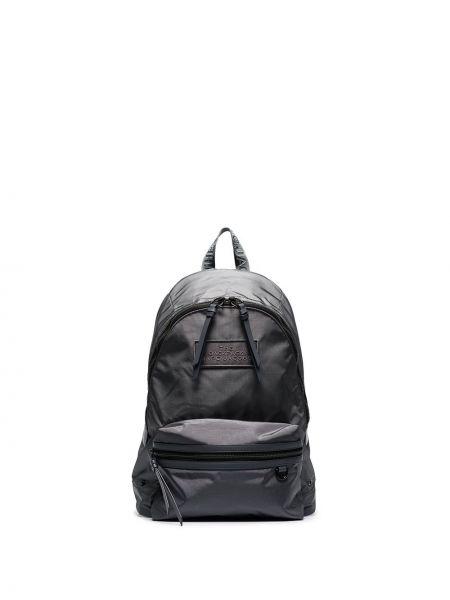 Ciemno szary plecak przeoczenie Marc Jacobs