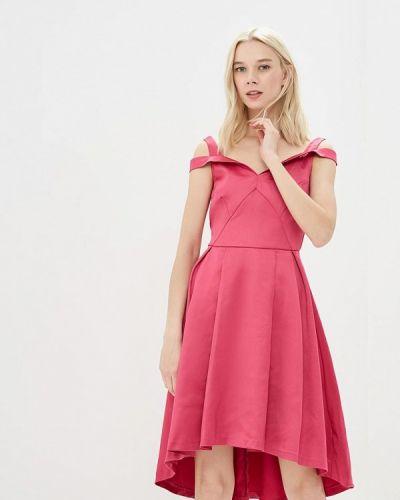 Вечернее платье весеннее розовый Befree