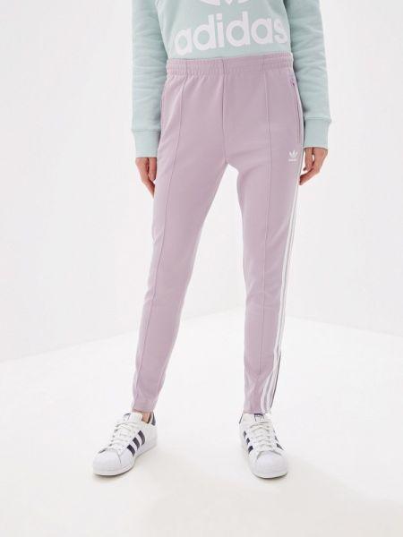 Спортивные брюки фиолетовые Adidas Originals