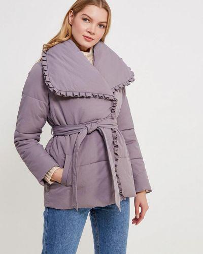 Утепленная куртка демисезонная весенняя Lost Ink.