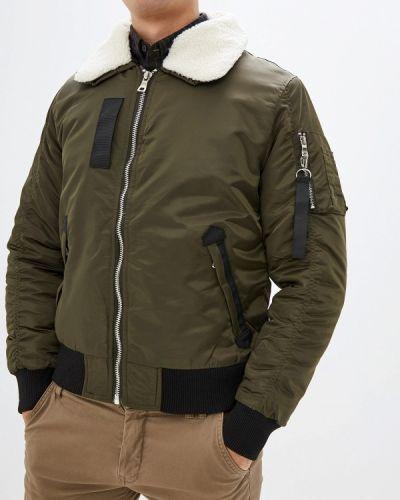 Зимняя куртка утепленная осенняя Chromosome