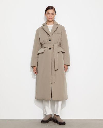 Пальто с поясом 12storeez
