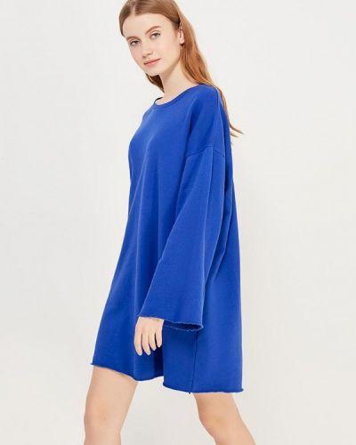 Платье вязаное синее Levi's®