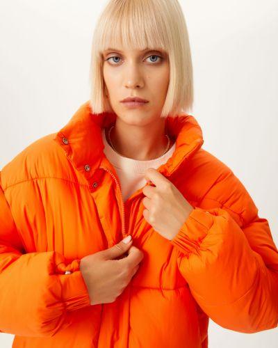 Куртка оверсайз - оранжевая Sela