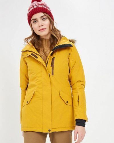 Куртка горнолыжная сноубордическая - желтая Stayer