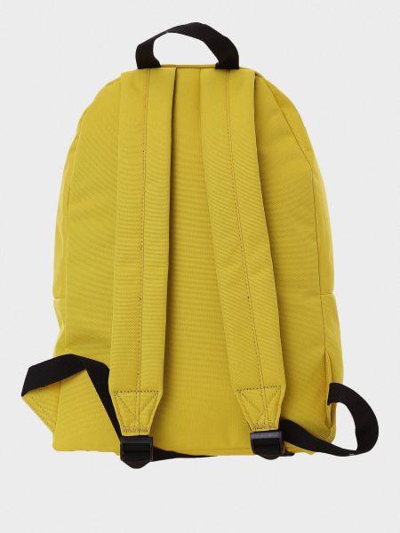 Мягкий деловой желтый рюкзак Napapijri
