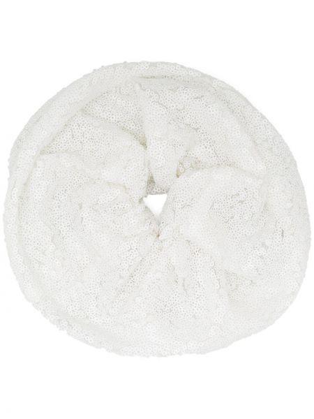 Резинка для волос белый Atu Body Couture