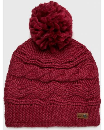 Зимняя шапка с помпоном универсальный Roxy