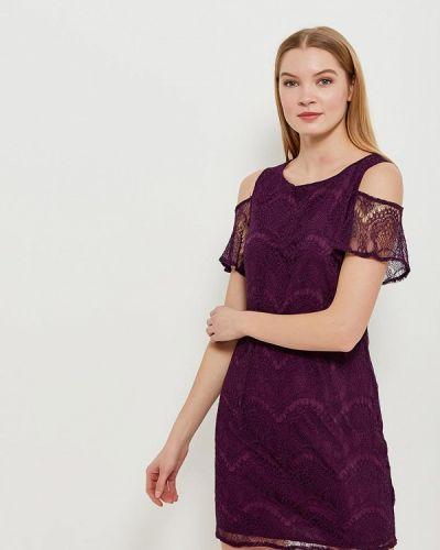 Платье весеннее фиолетовый Top Secret