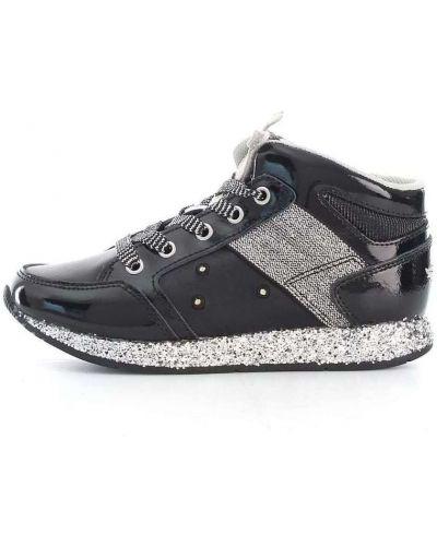 Czarne sneakersy Lelli Kelly
