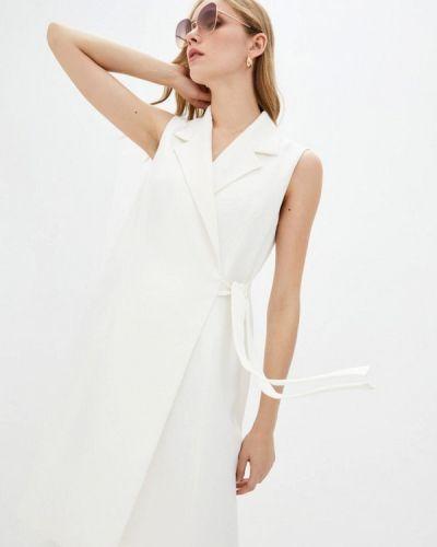 Белое платье Miodress