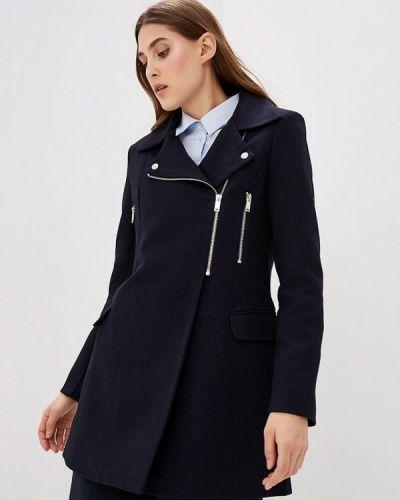 Синее пальто весеннее Softy