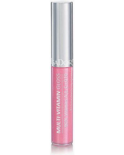 Блеск для губ розовый Isadora