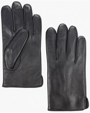 Черные перчатки Marks & Spencer