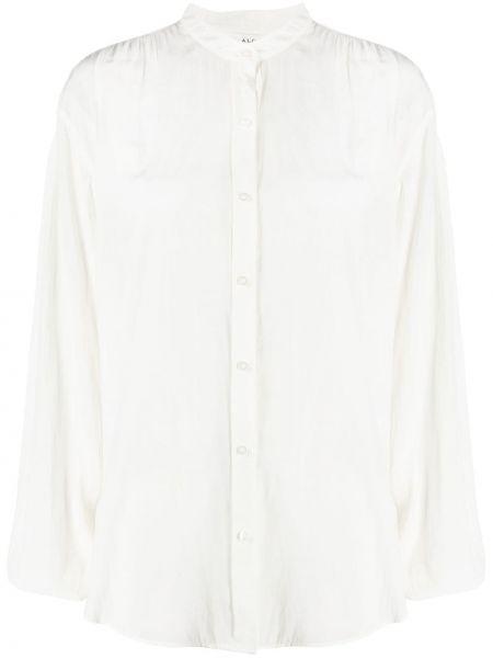 Рубашка оверсайз - белая Alc