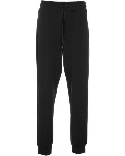 Czarne spodnie Peuterey