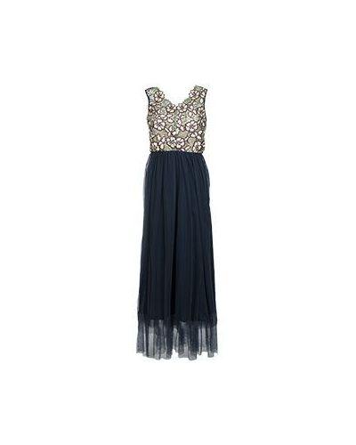 Вечернее платье - синее Tresophie
