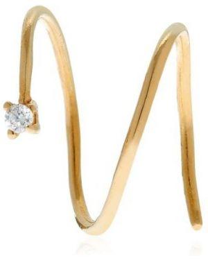 Żółte złote kolczyki ze złota Margova Jewellery