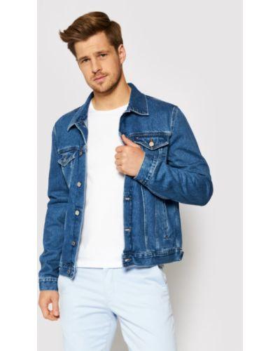 Kurtka jeansowa granatowa Tommy Hilfiger