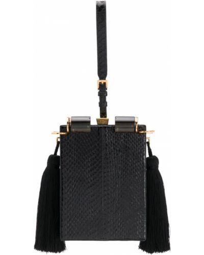 Черная сумка Tonya Hawkes