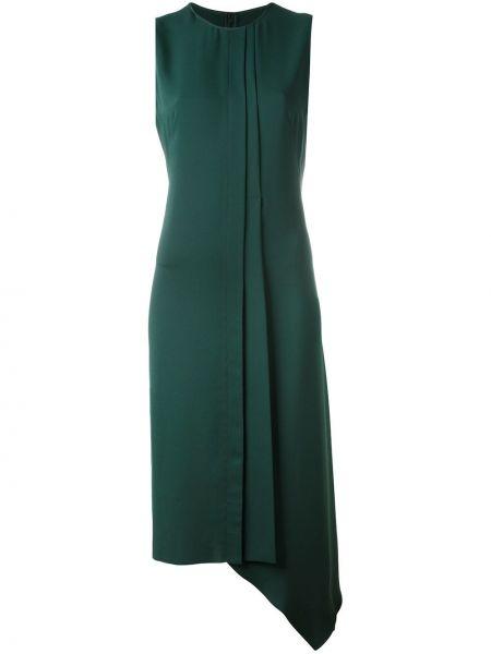 Zielona sukienka Cedric Charlier