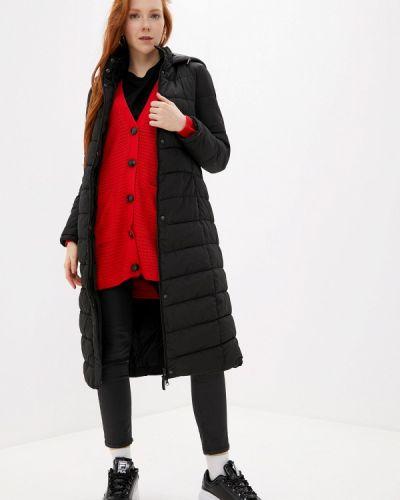 Зимняя куртка утепленная черная Jacqueline De Yong