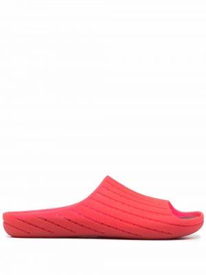 Открытые слиперы без застежки с открытым носком Camper