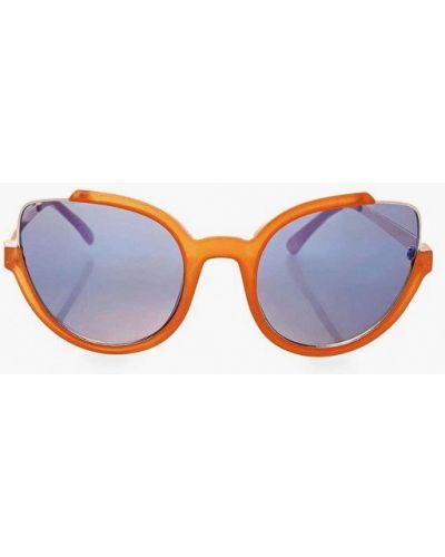 Солнцезащитные очки кошачий глаз Topshop