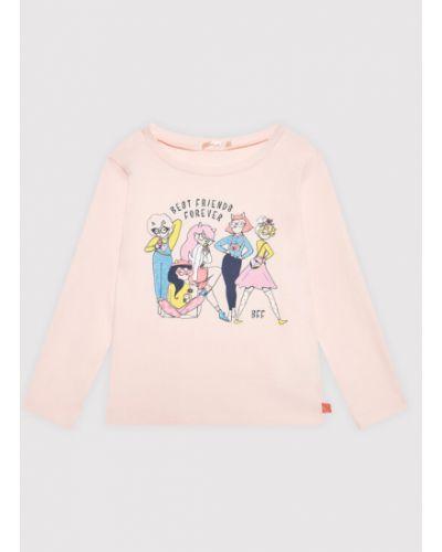 Różowa bluzka Billieblush