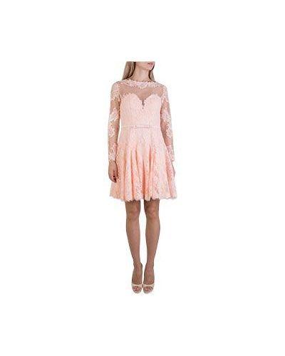 Хлопковое оранжевое платье Forever Unique