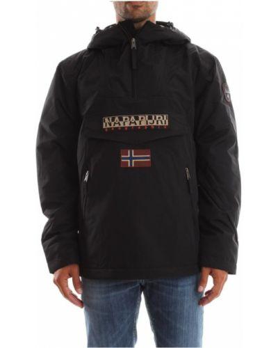 Czarna kurtka casual Napapijri