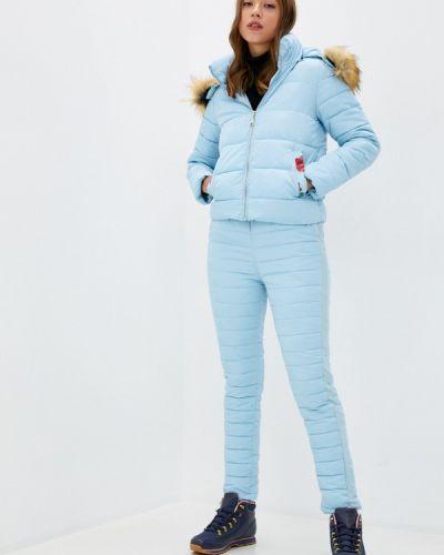 Ватный костюмный хлопковый теплый комбинезон Fresh Cotton