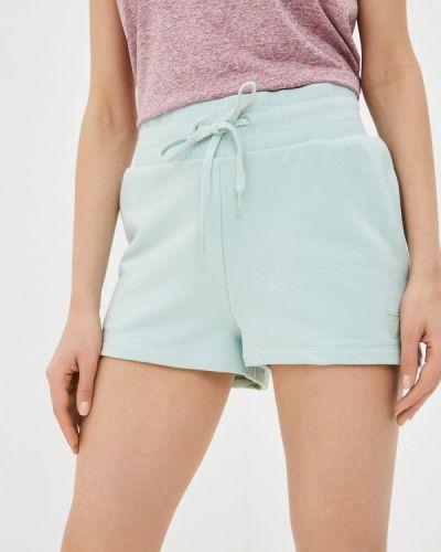 Джинсовые шорты - бирюзовые Guess Jeans