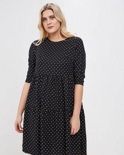 Платье - черное Tutto Bene Plus