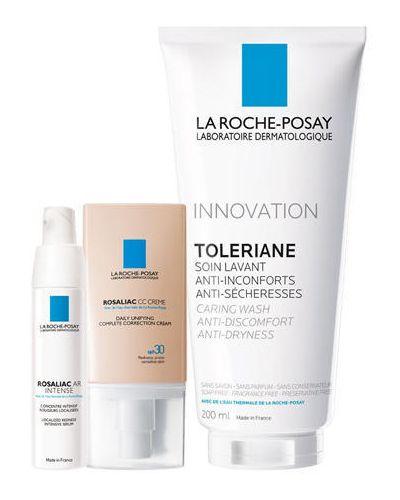 Гель для умывания лица очищающий La Roche-posay
