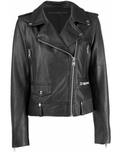 Черная куртка с манжетами Munderingskompagniet