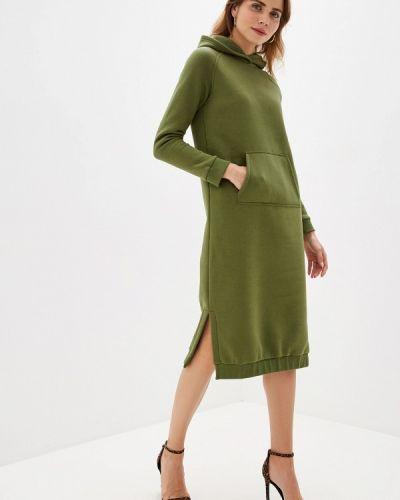 Платье платье-толстовка осеннее Trendyangel